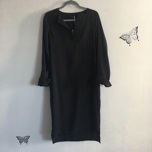 Cos Long Sleeve Dress